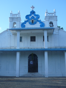 St-Rita-of-Cassia Church,Camurlim,Goa