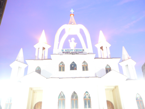 St-Rita-of-Cassia church,Maina,Curtorim,Goa