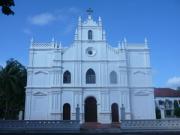 St-Thomas church,-Cansaulim,-Goa
