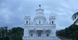 St. Anne Church, Bodiem, Goa