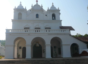 St. Anne Church, Parra, Goa