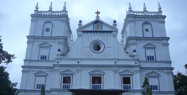 St. Bartolomew the Apostle Church, Chorao, Goa