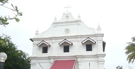 St. Blaise Church, Sao Bras, Goa