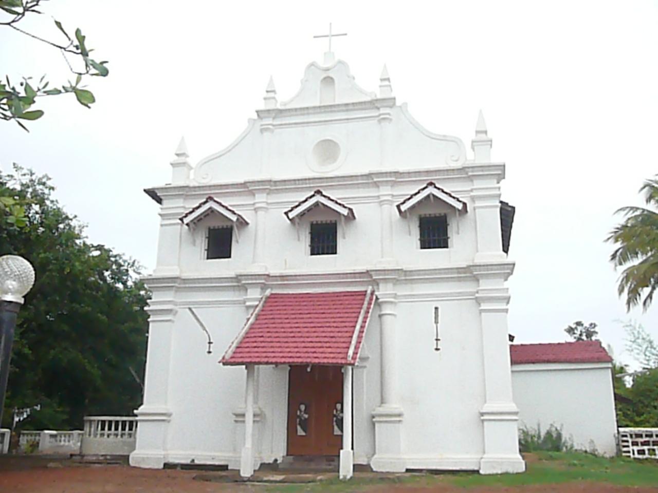 St. Blaise Church, Sao Bras, Goa