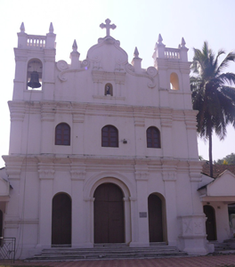 St. Cajetan Church, Bastora, Goa