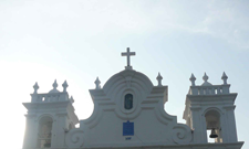 St. Christopher Church, Tivim, Goa