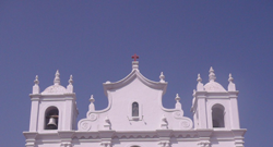 St. Diogo Church, Guirim, Goa