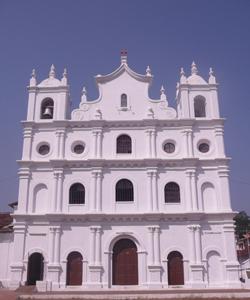 St. Diogo Church, Guirim, Goa