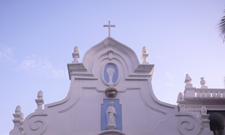 St. Elizabeth of Portugal Church, Ucassaim, Goa