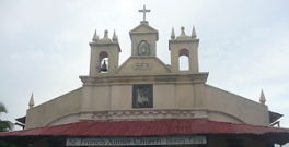 St. Francis Xavier Church, Borim, Goa