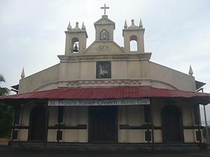 St. Francis Xavier Church, Borim, Goa