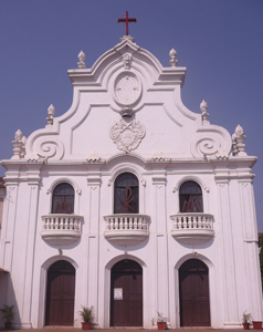 St. Jerome Church, Mapusa, Goa