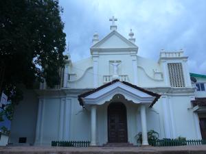 St. John of the Cross Church, Sanquelim, Goa