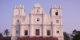 St. John the Baptist Church, Benaulim, Goa