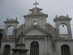 St. Joseph Church, Shiroda, Goa