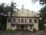 St. Joseph Church, Usgao, Goa