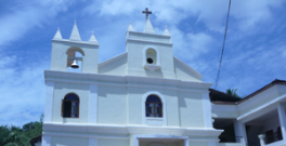 St. Matthew the Apostle Church, Azossim, Goa