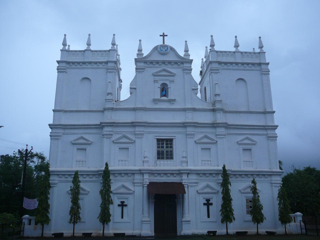 St. Mathias the Apostle Church, Malar-Divar, Goa