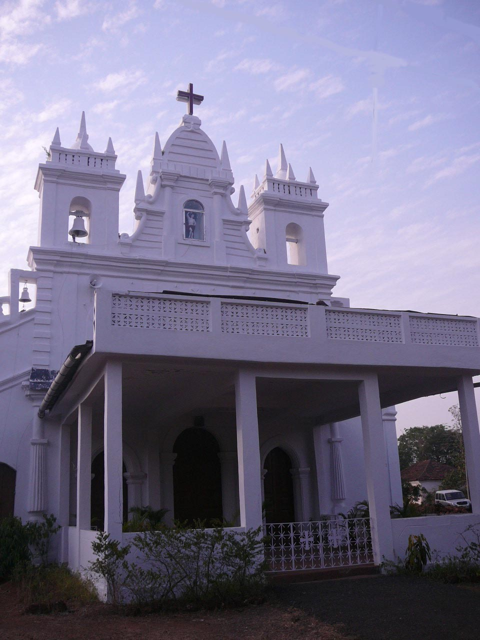 St. Sebastian Church, Calvim, Goa