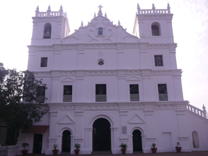 St. Thomas the Apostle Church, Aldona, Goa