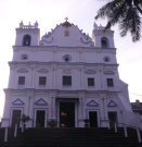 The Magi Kings Church, Reis Magos, Goa