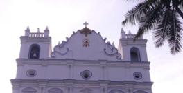 The Magi Kings Church, Reis Magos, Goa