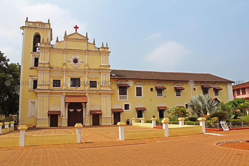 Holy Cross Church, Verna