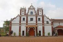 Our Lady of Health Church, Sancoale, Goa