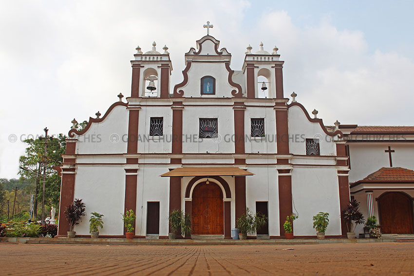 Our Lady of Health Church, Sancoale, Goa