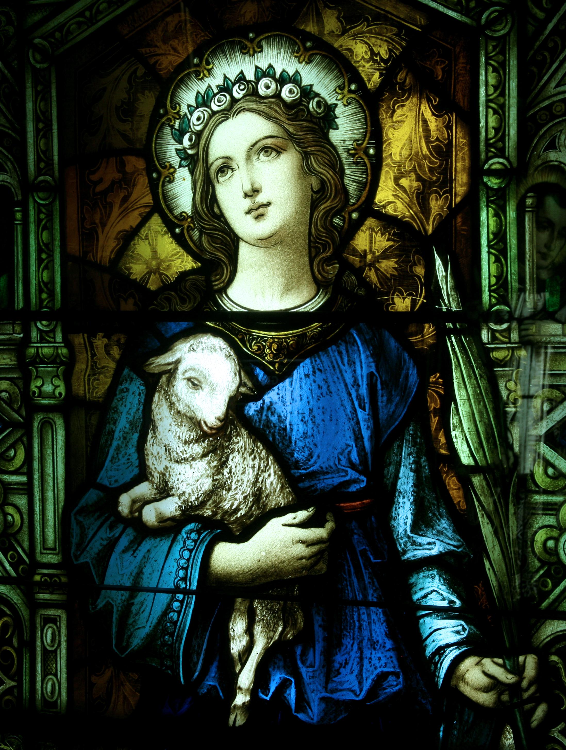 St Agnes, St Inez