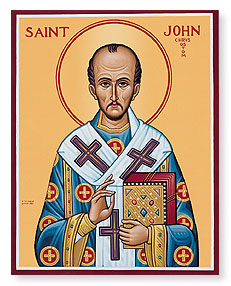St. John the Eloquent