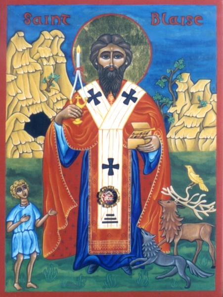 St. Blaise
