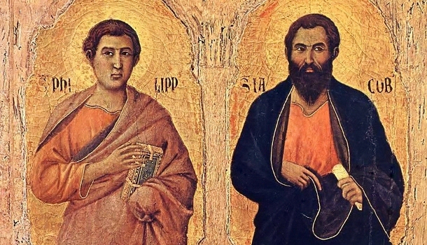 St. Philip and St. James the Apostles